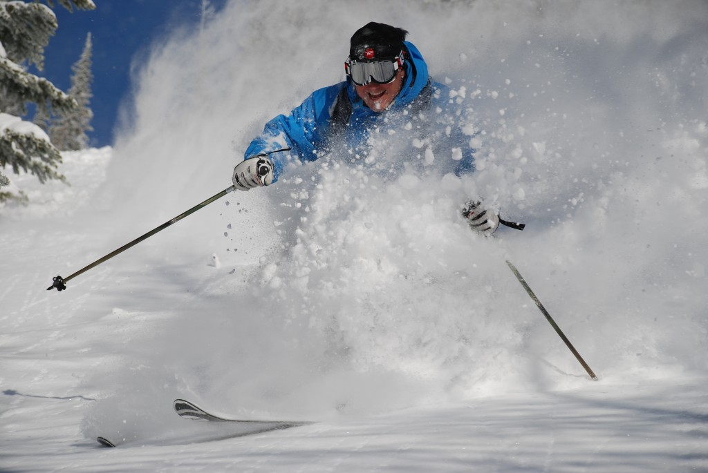 Schweitzer Mountain Resort is right around the corner for winter fun.
