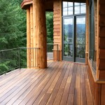 Exterior Full Length deck