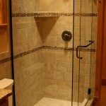 Guest suite 1 BathShower