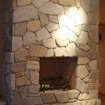 Master Bedroom fireplace 2