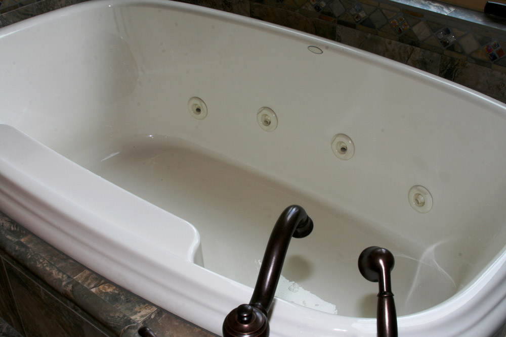 Master Bath Jetted Tub Pacific Construction Company